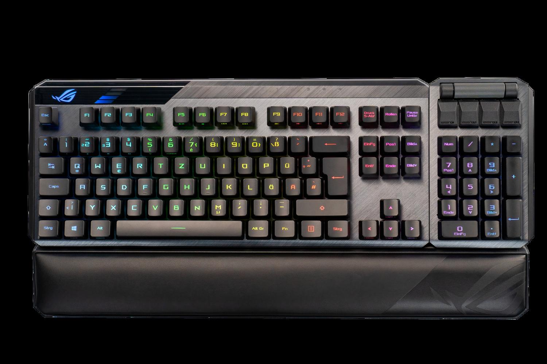 ASUS ROG Claymore II modulare, mechanische Gaming-Tastatur