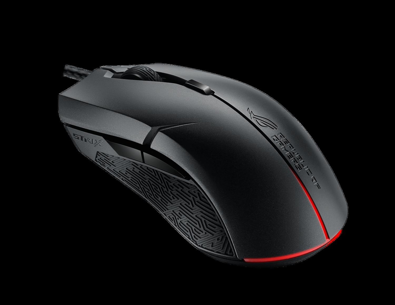 Asus ROG Strix Evolve Gaming Maus