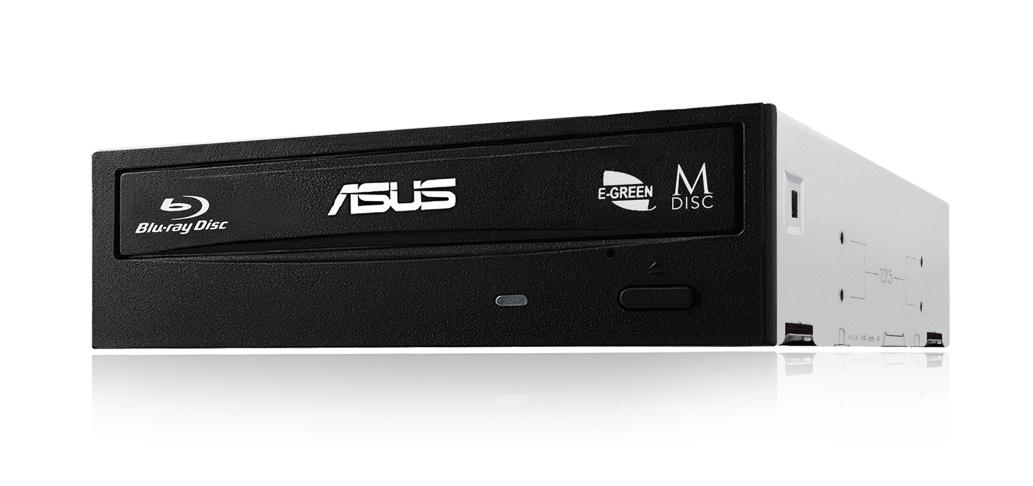 ASUS BW-16D1HT Retail Silent interner Blu-Ray Brenner