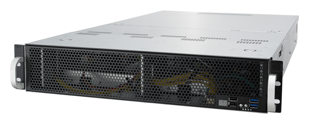 ASUS ESC4000 G4X Server Barebone