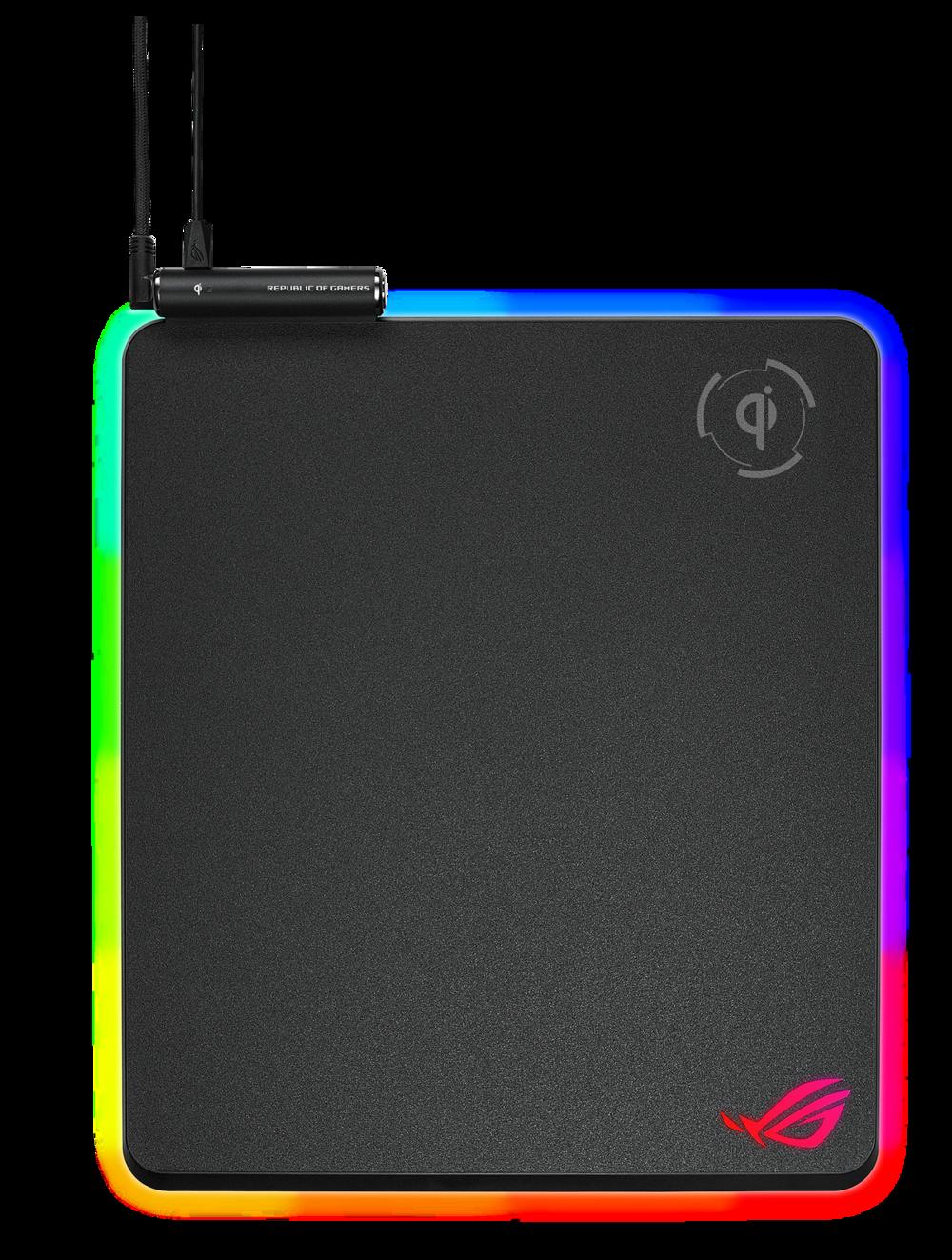 ASUS ROG Balteus QI RGB Gaming-Mauspad