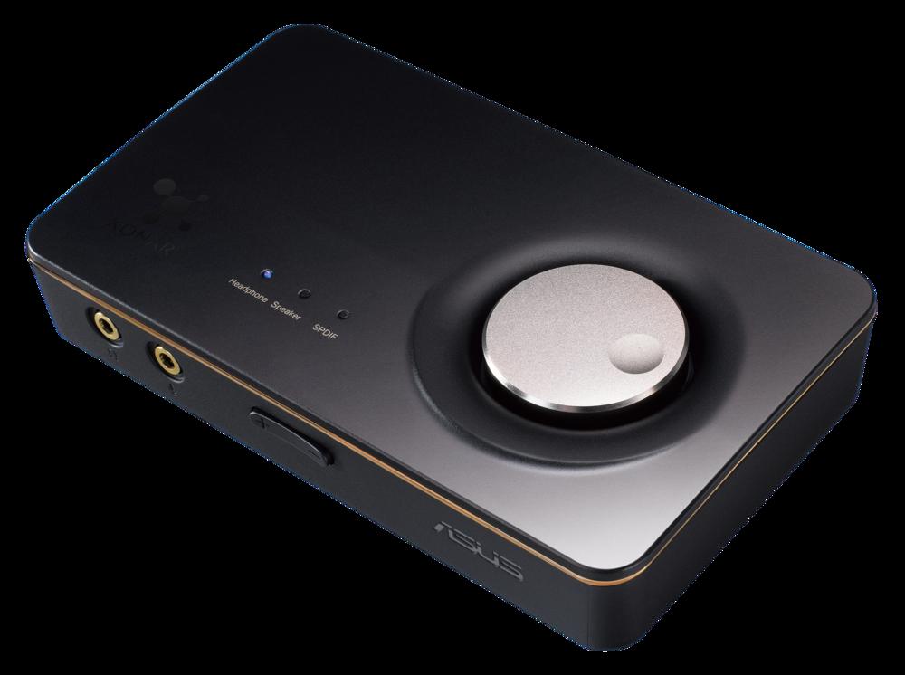ASUS Xonar U7 MK II Externe 7.1 Soundkarte