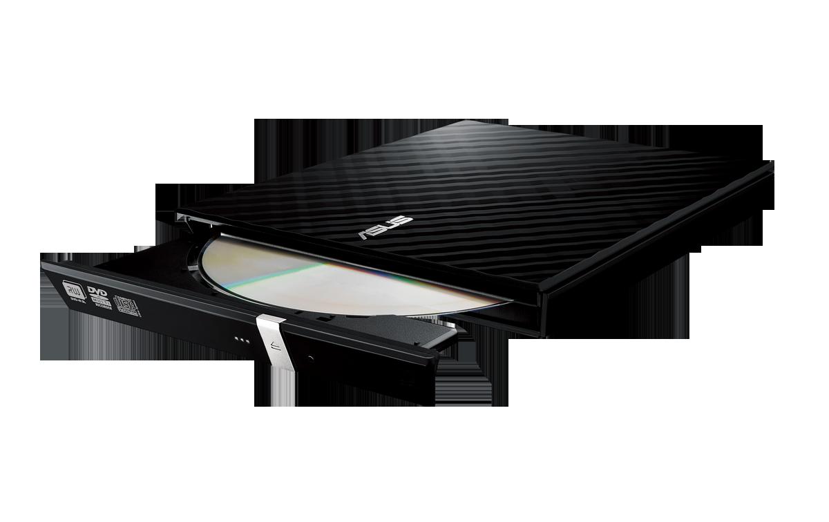 ASUS SDRW-08D2S-U Lite externer Slim DVD Brenner