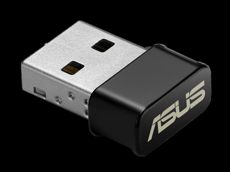 ASUS USB-AC53 Nano AC1200 Dual-Band Wi-Fi USB Stick