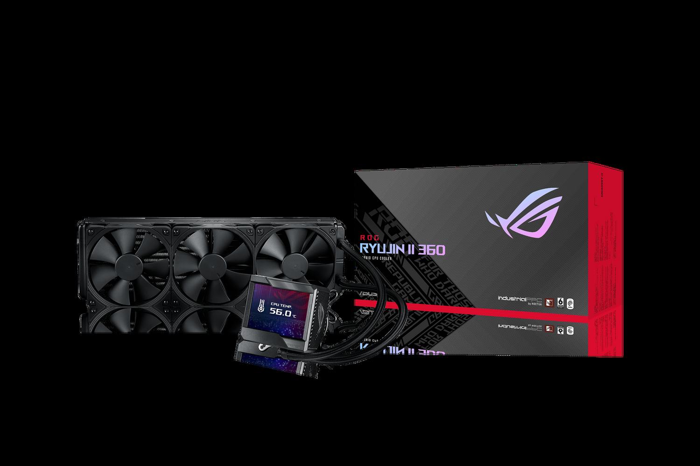 ASUS ROG RYUJIN II 360 All-in-One CPU-Wasserkühlung