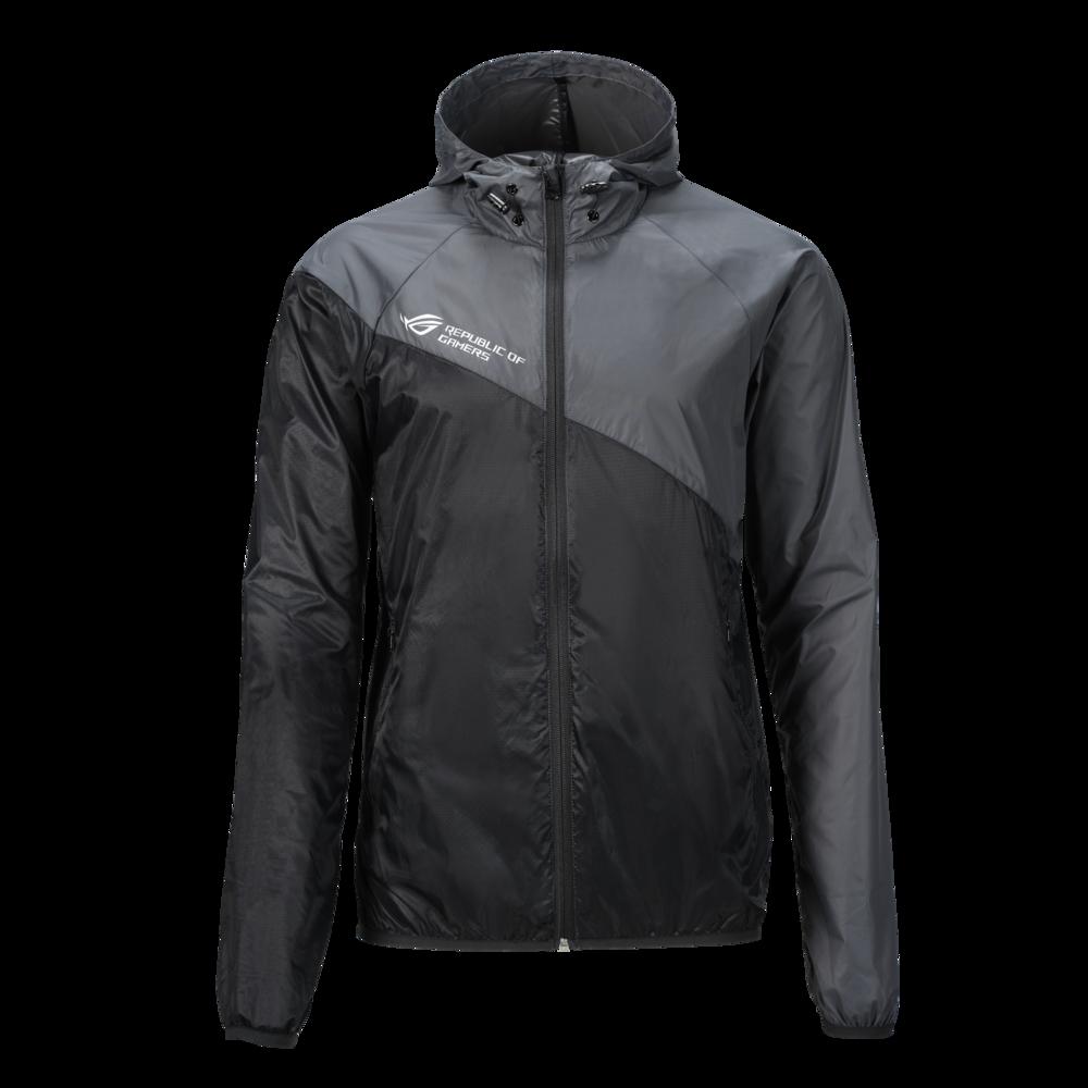 ROG Asymmetry Windbreaker Jacket