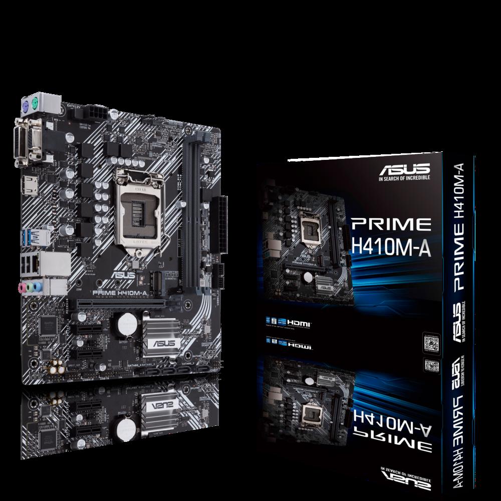 ASUS PRIME H410M-A Mainboard Sockel 1200