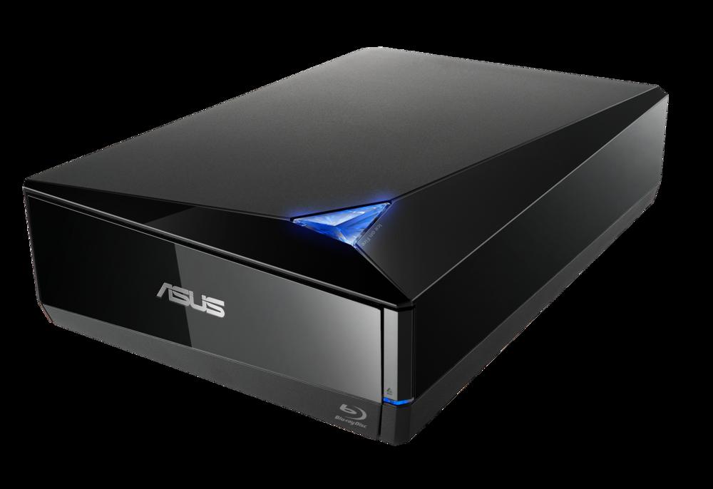 ASUS TurboDrive BW-16D1X-U Blu-Ray-Benner