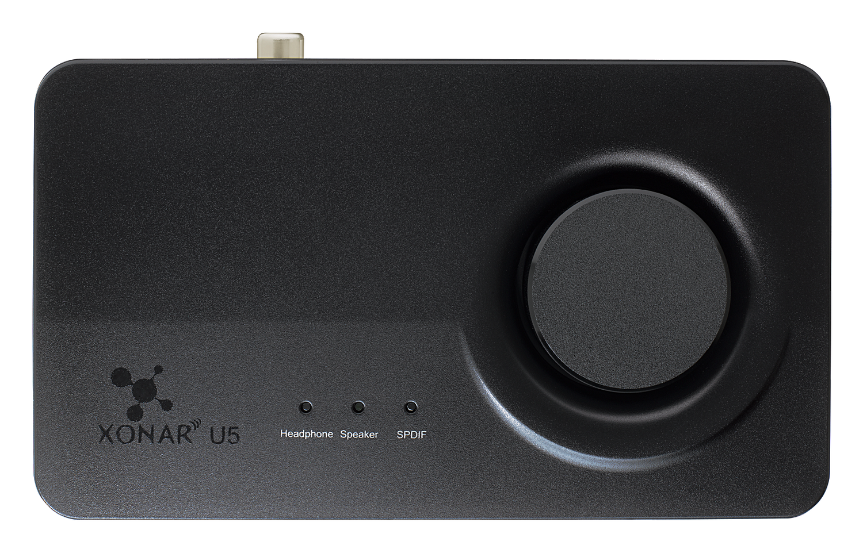 ASUS Xonar U5 Externe 5.1 Soundkarte