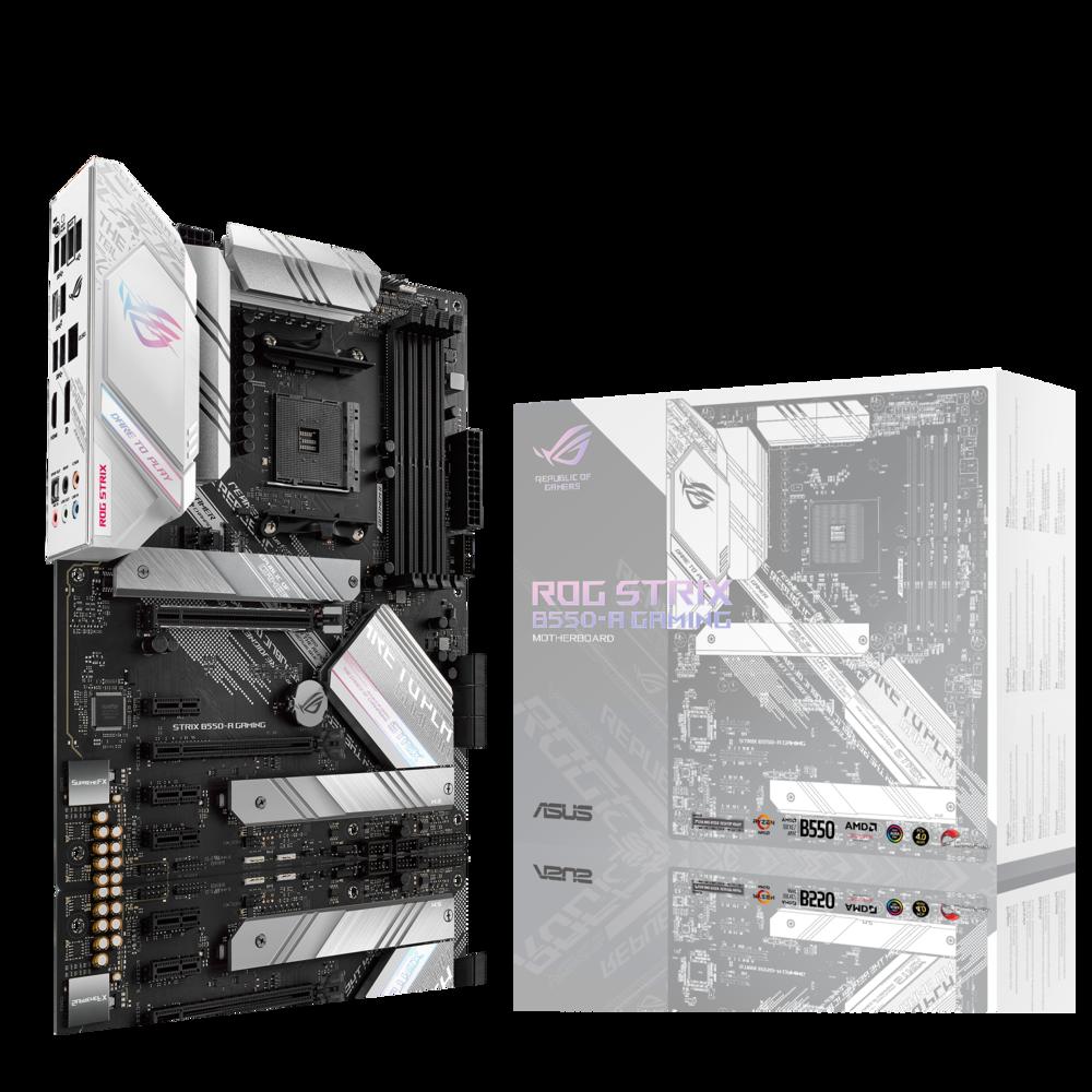 ASUS ROG STRIX B550-A GAMING Mainboard Sockel AMD Ryzen AM4