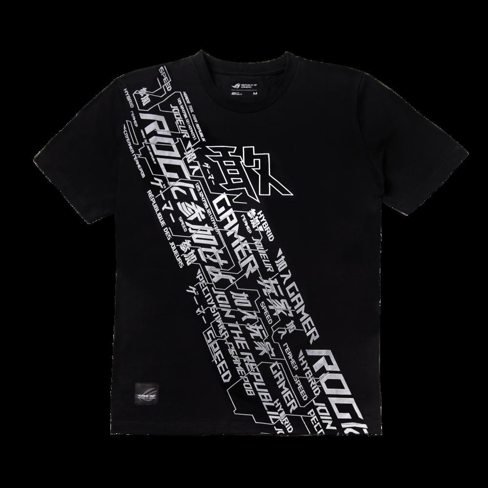 ASUS ROG Cybertext-V T-Shirt