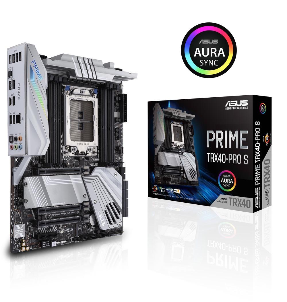 ASUS Prime TRX40-Pro S Gaming Mainboard AMD Sockel sTRX4