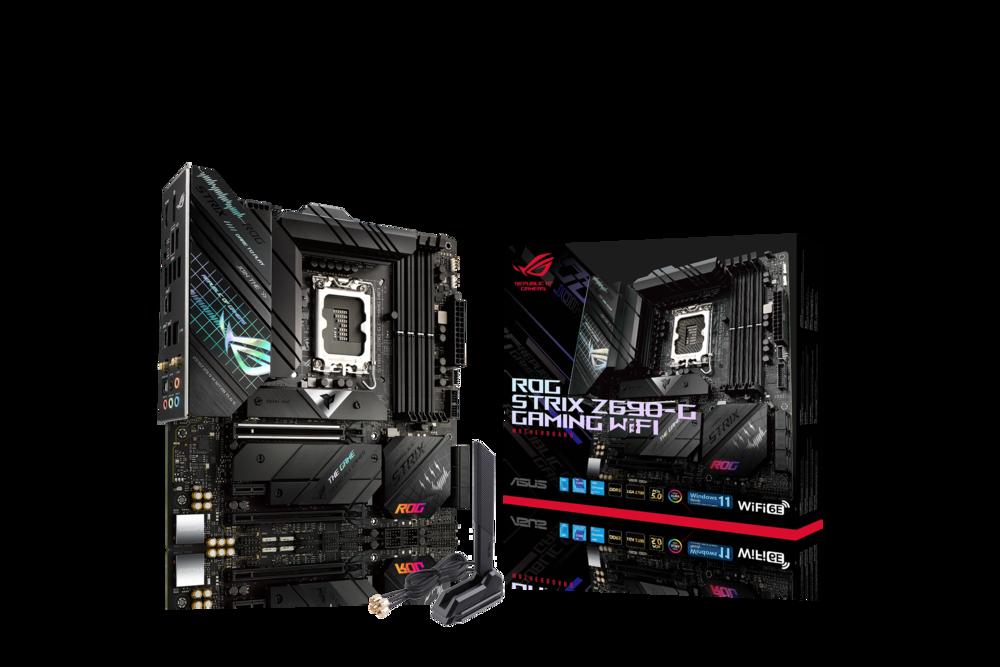 ASUS ROG STRIX Z690-G GAMING WIFI