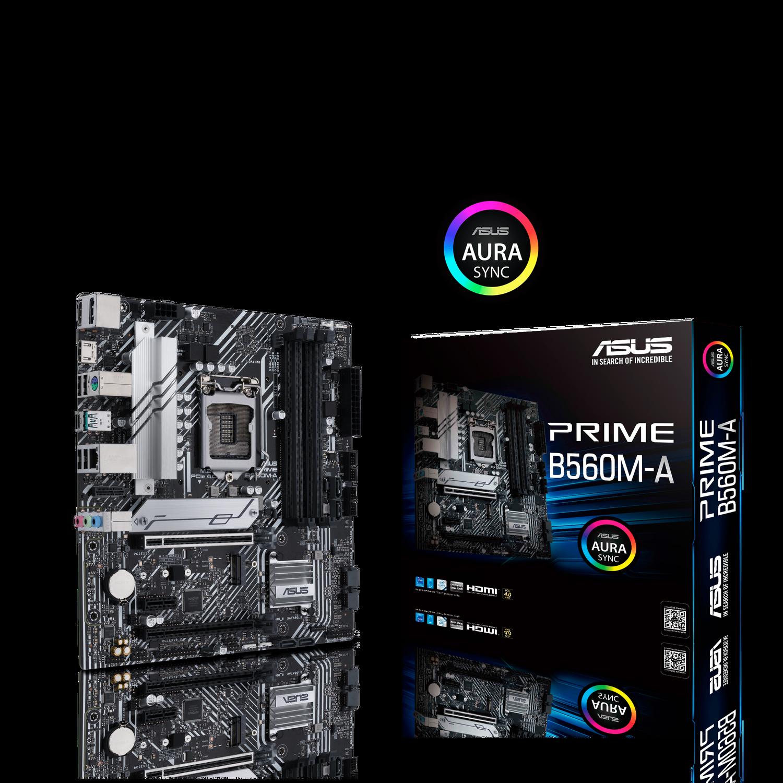 ASUS Prime B560M-A Gaming Mainboard Sockel Intel LGA 1200